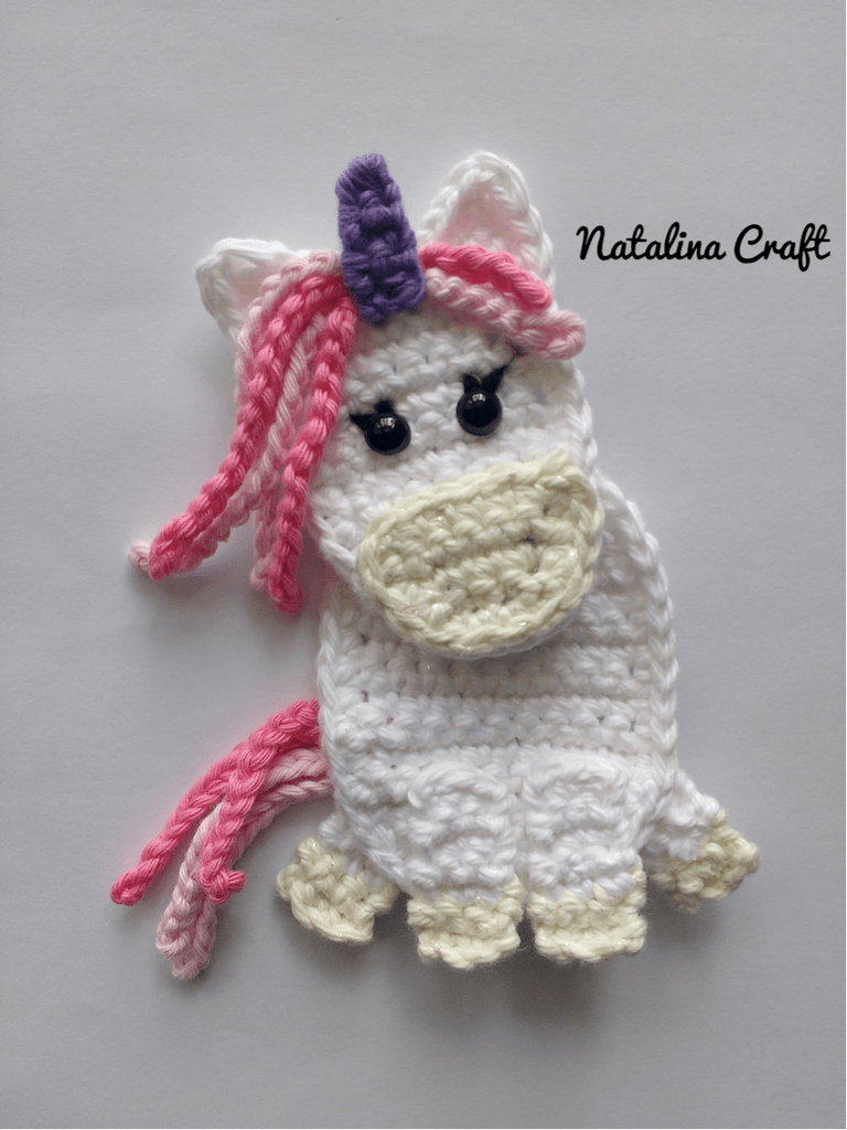 Free Crochet Applique Patterns Simple Decorating Design