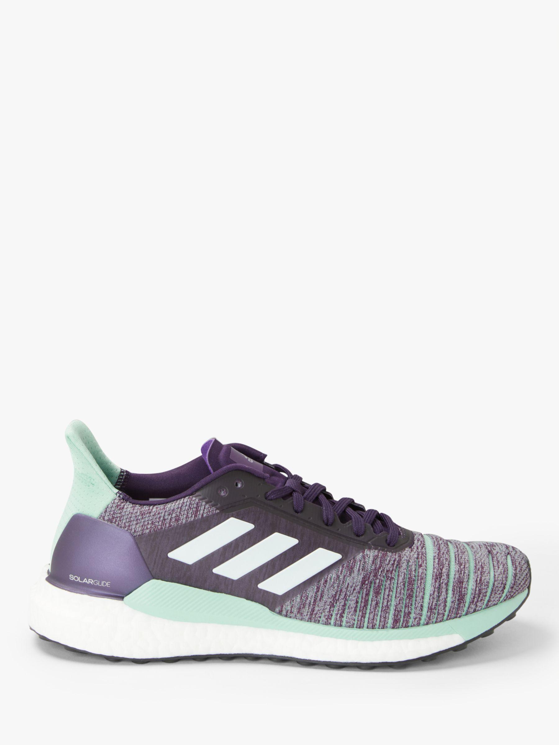 adidas Solar Glide Women's Running Shoes, Legend PurpleFTWR