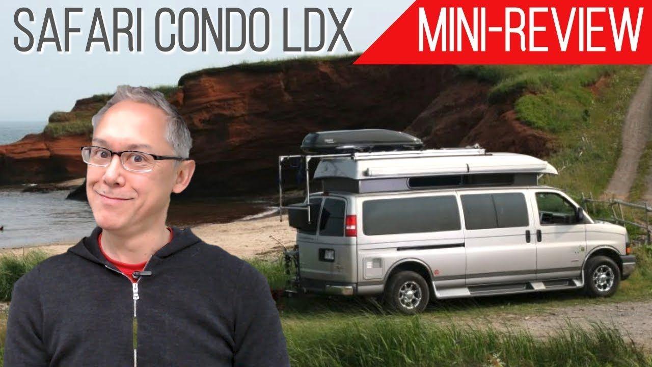 Mini Review Safari Condo Savana Ldx Affordable Family Camper