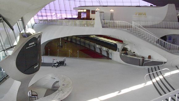 Jfk S Iconic Twa Terminal To Become A Hotel Complex