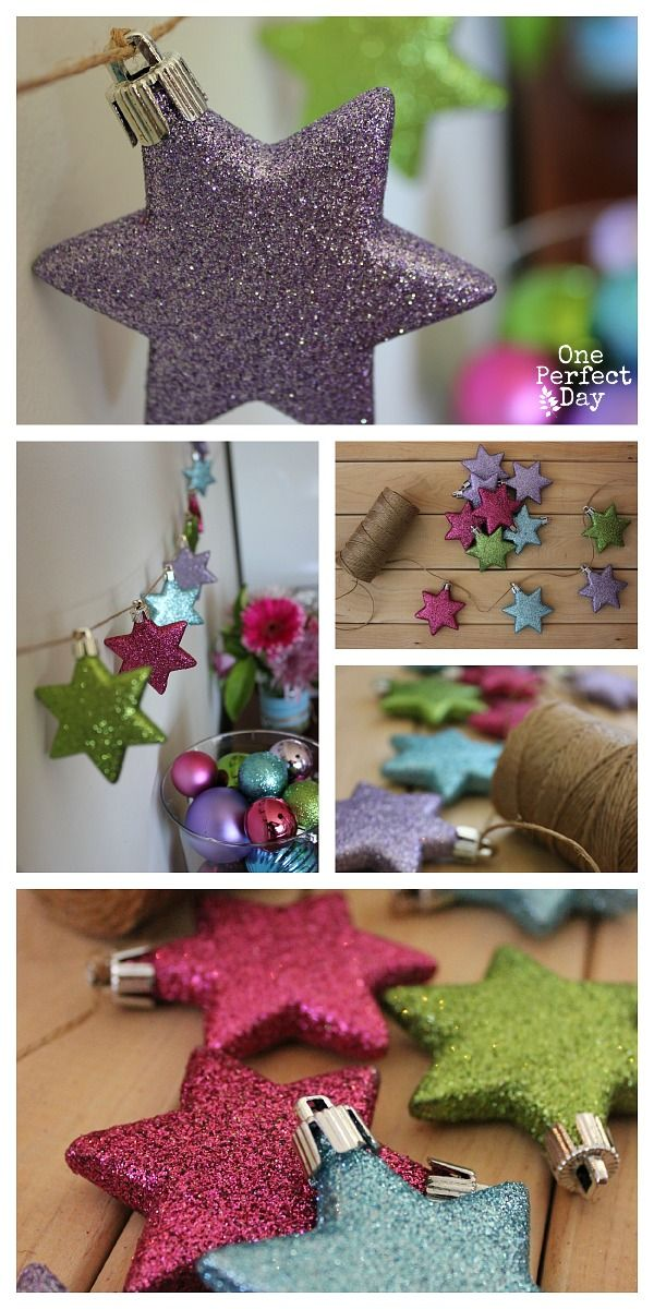 Simple Christmas Decorating Ideas on a budget - One Perfect Day - simple christmas decorating ideas