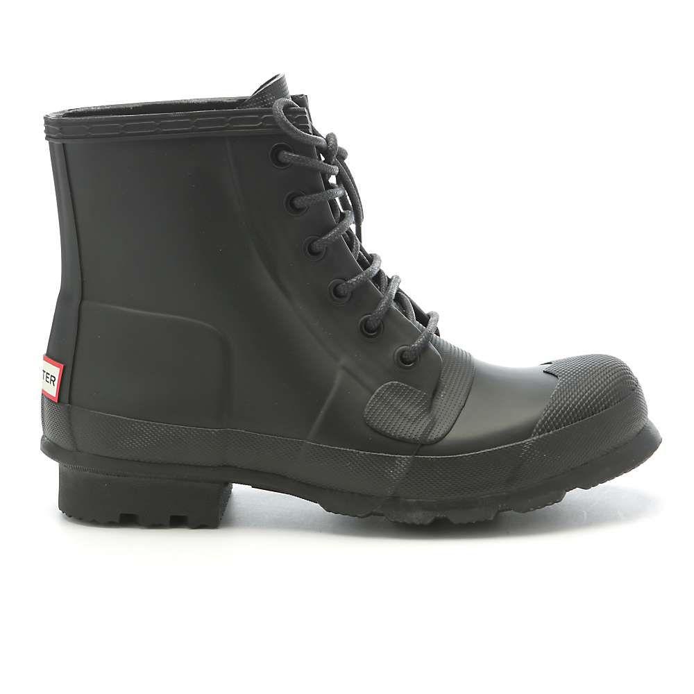 Hunter Men's Original Rubber Lace Up Boot