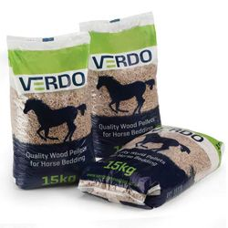 Luxury stables need luxury bedding! www.verdohorsebedding.co.uk