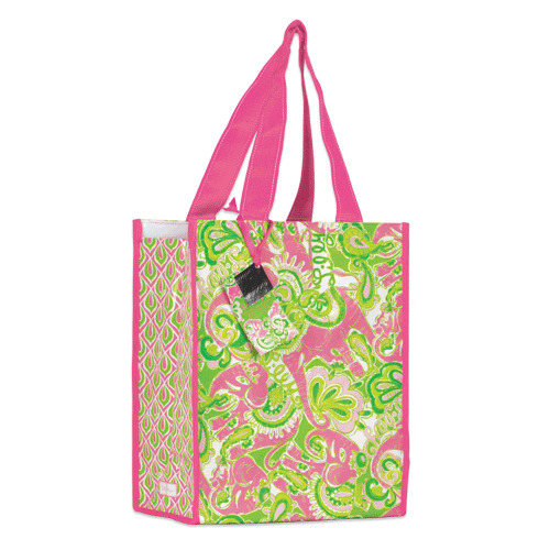 91bfd7089a4594 Lilly Pulitzer Insulated Market Tote - Chin Chin #lillypulitzer ...
