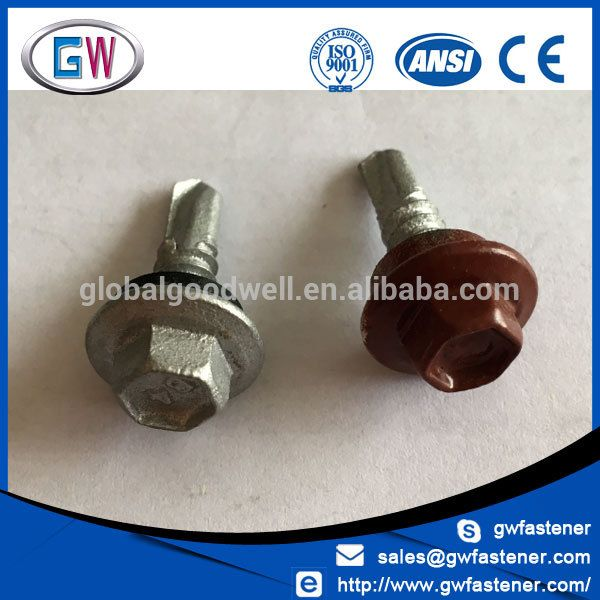 Manufacturers Fasteners Roof Screw With Neoprene Washer With Images Fasteners Alibaba Washer