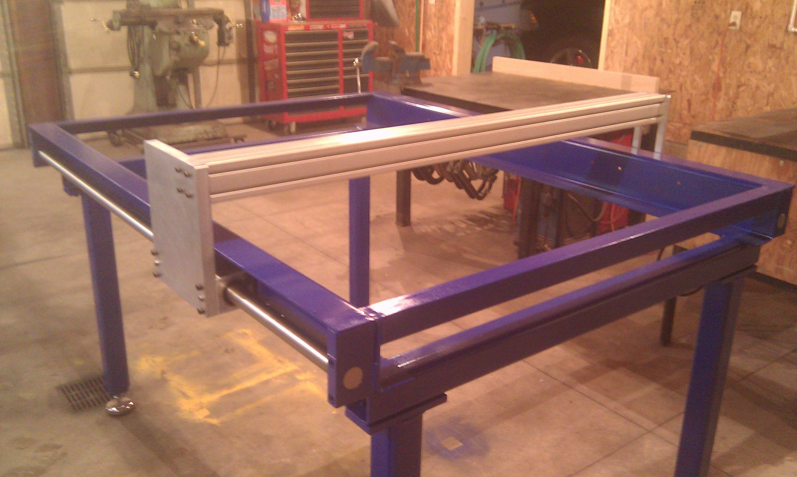upgrade net cutting table drupal x machine cnc axis plasma