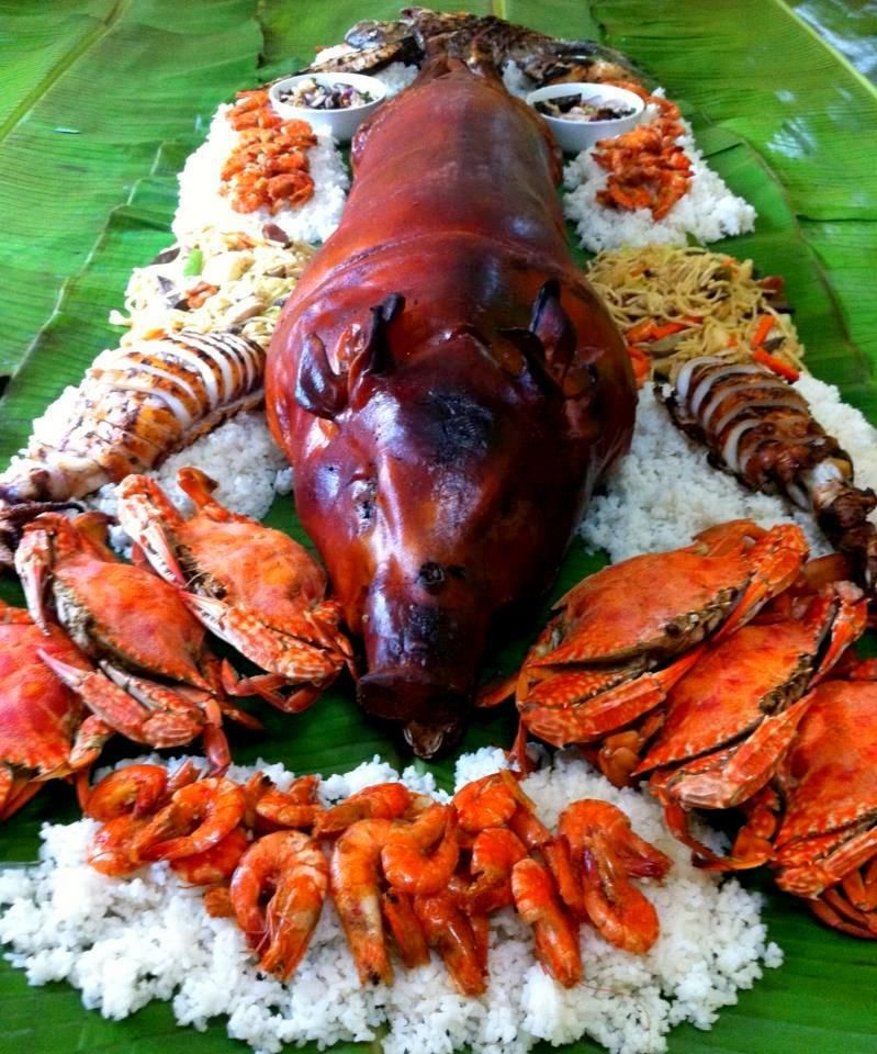 Image result for boodle fight Food, Boodle fight, Food