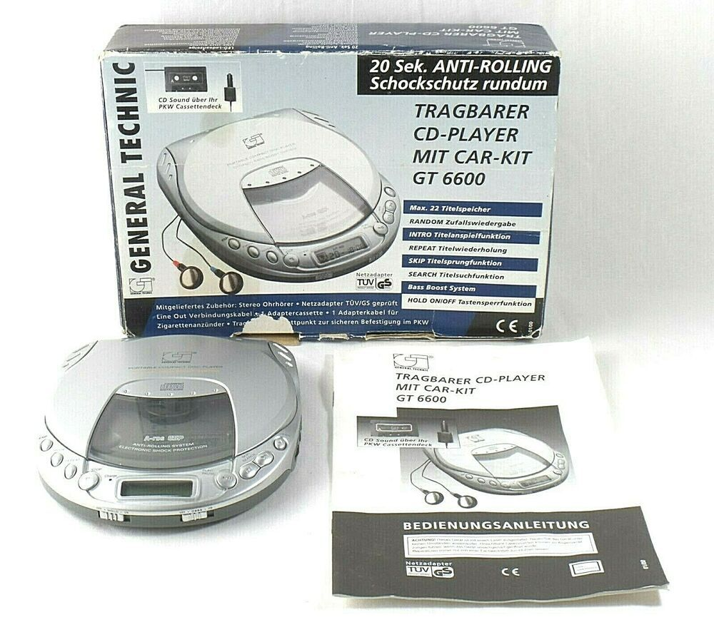 Pin Auf Portable Cd Players