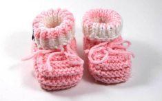 Photo of Kostenlose Anleitung: Einfache Babyschuhe stricken – neue Strickideen