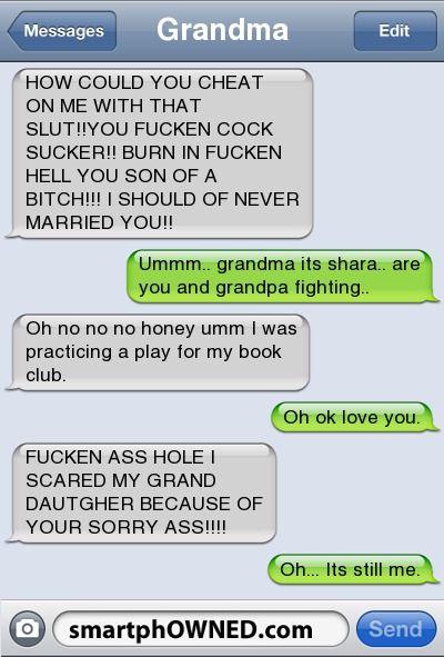 Love this Grandma