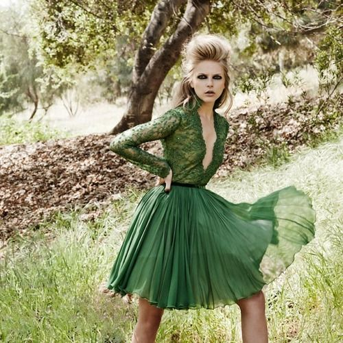 Sofiaz Choice via ubiqueserendipity 'Into the Woods' for BHL Magazine