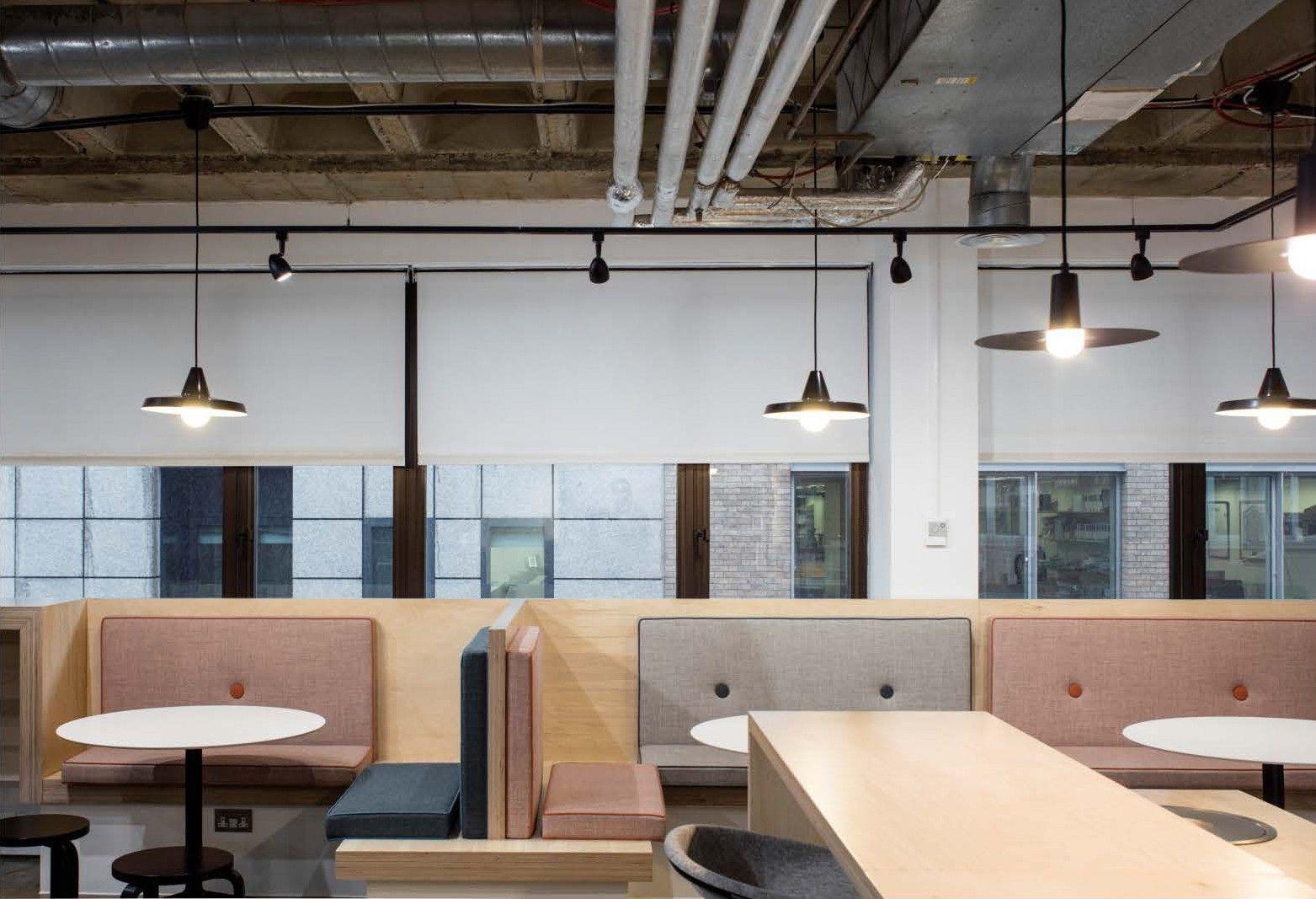 Zayo - London - Method | Interiors - Joinery Detail | Joinery