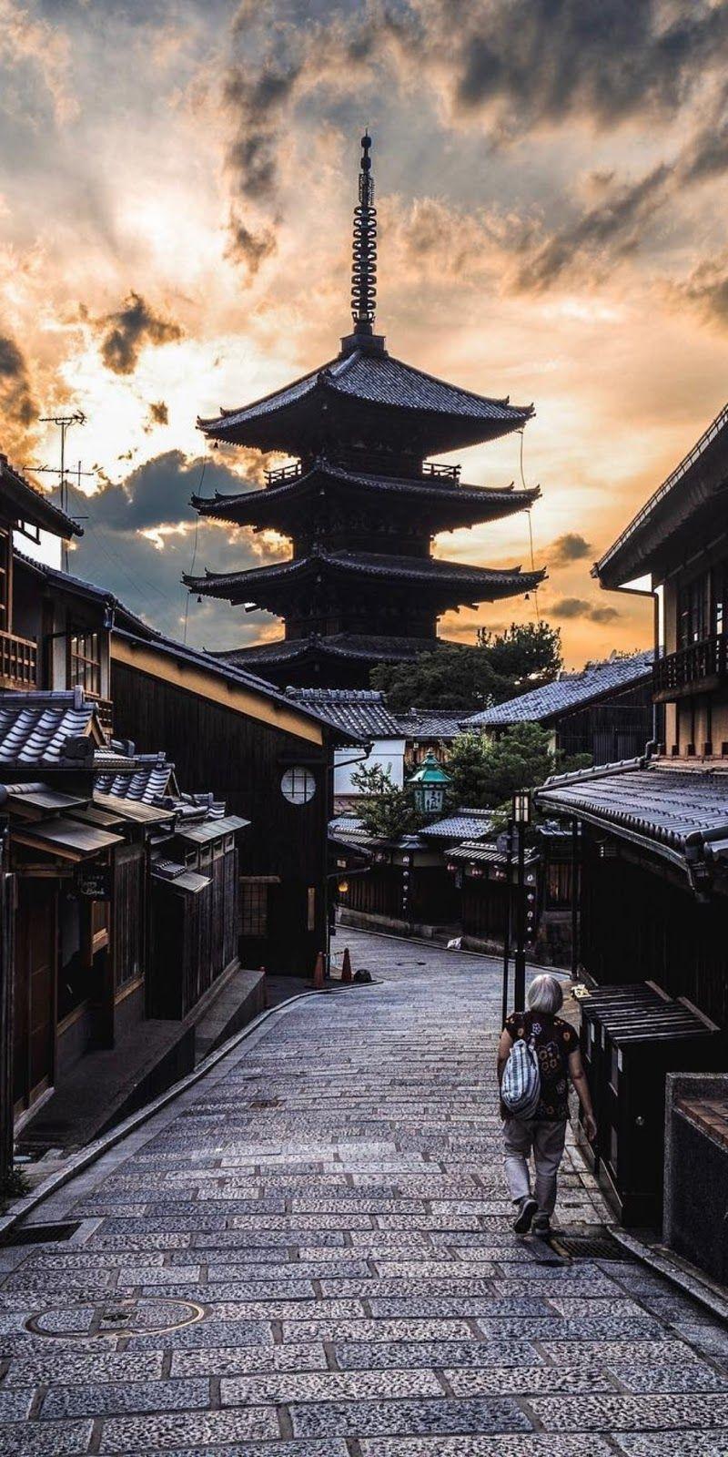 Yasaka Shrine Kyoto Architecture Concept Drawings Kyoto