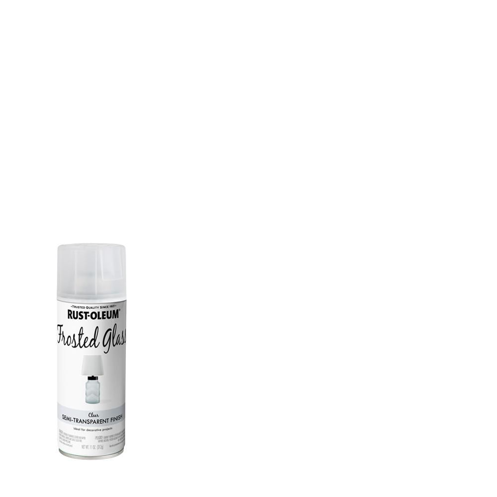 Rust Oleum Specialty 11 Oz Frosted Glass Spray Paint 6 Pack