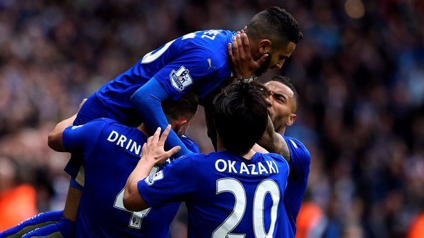 FT Leicester City 4-0 Swansea City Foxes go eight points clear at - best of epl table