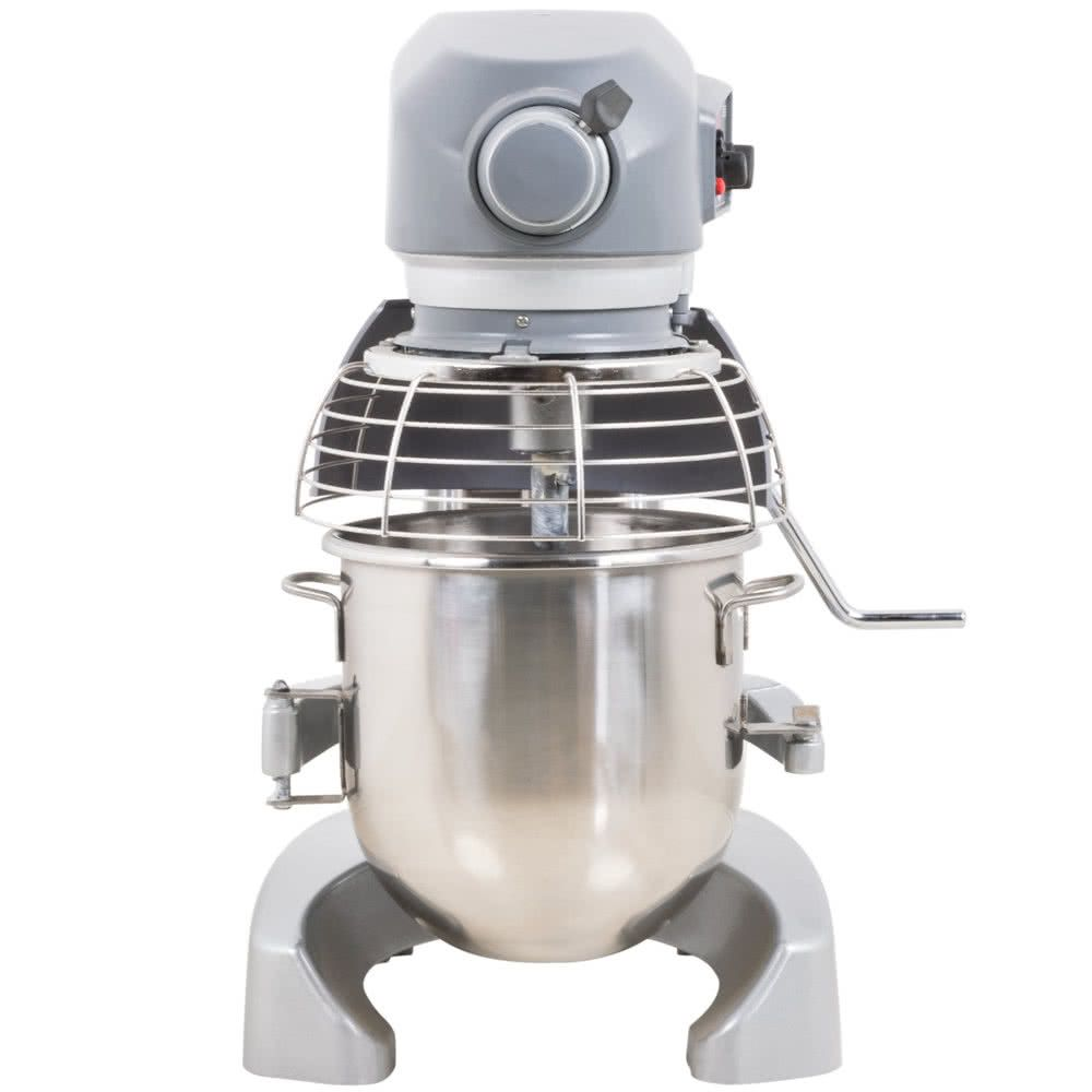 Hobart Legacy HL120 12 Qt. Commercial Planetary Stand Mixer with ...