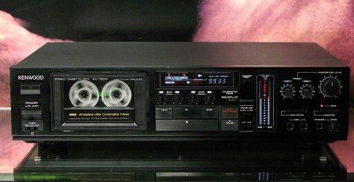 KENWOOD KX 1100 Top HiFi Components Kenwood stereo