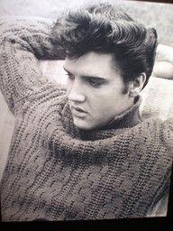 Elvis Presley. Yum.