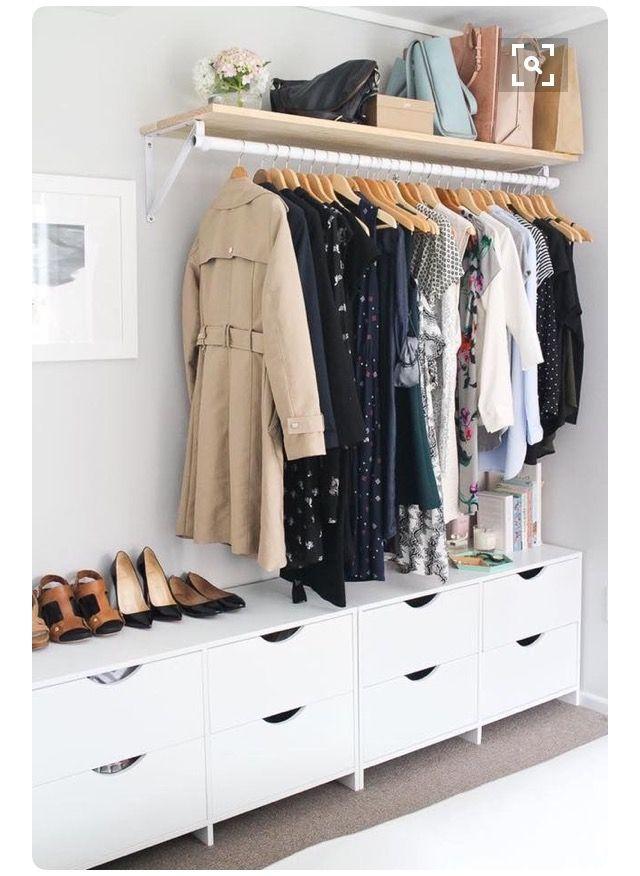 Resultado De Imagen Para Wardrobe Alternatives Small Space