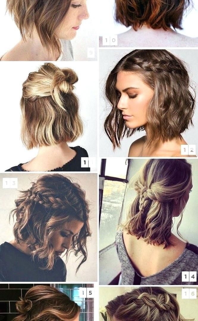 Hairstyles For Medium Length Hair Wedding Guest Medium Hairstyles For Wedding Guests Hairstyles For Medium In 2020 Medium Hair Styles Hair Styles Short Hair Styles