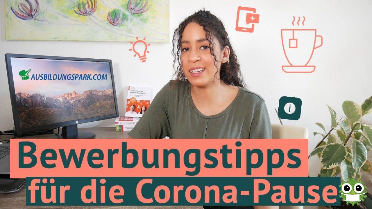 Bewerbungstipps Fur Die Corona Pause Checkliste 2020 Bewerbungstipps Online Bewerbung Bewerbung Schreiben
