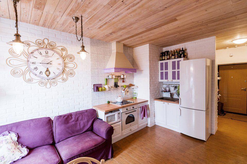 Дизайн студии 21-22 кв. метра (37 фото): интерьер квартиры ...