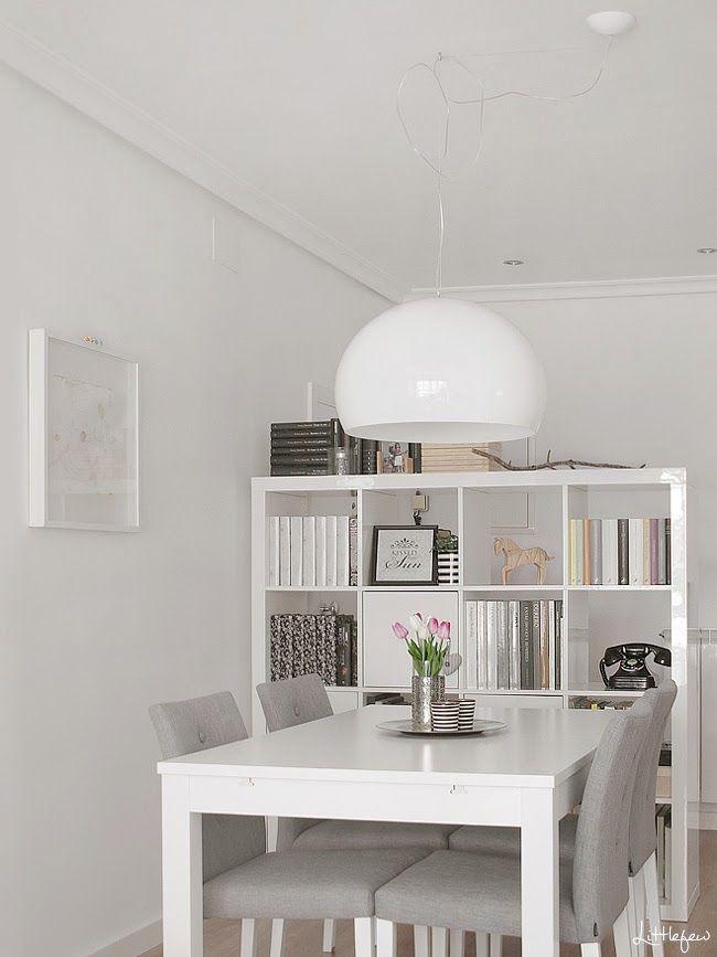 A white Fly!   Wohnen, Tisch und Leuchten