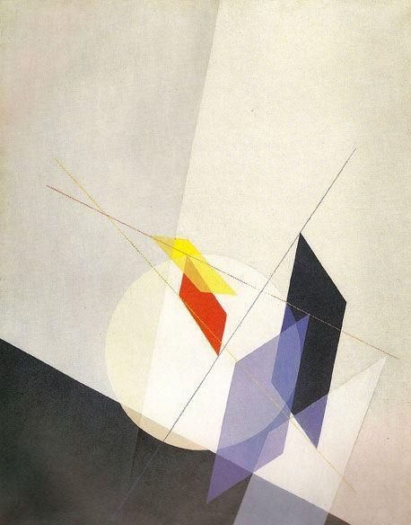 The Bauhaus Graphics: Laszlo Moholy-Nagy