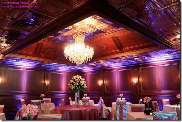 Wedding Venue Hillcrest Country Club Tail Room