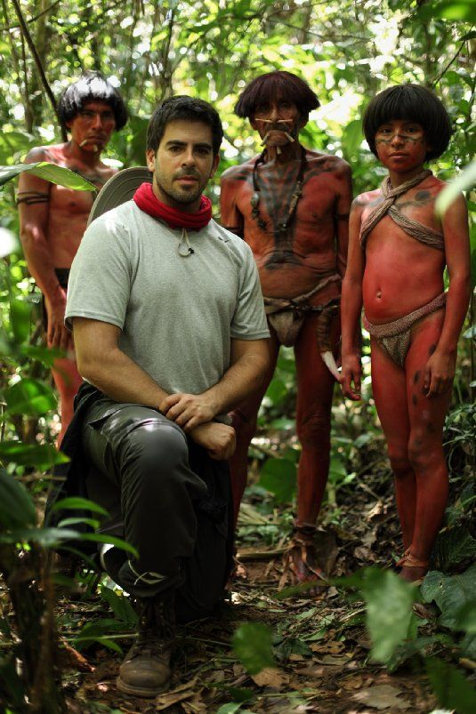 The Green Inferno Trailer Clips Images And Posters Movies