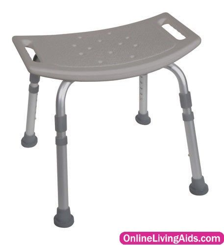 Drive Medical 1188c Shower Safety Bench W O Back Tool Free