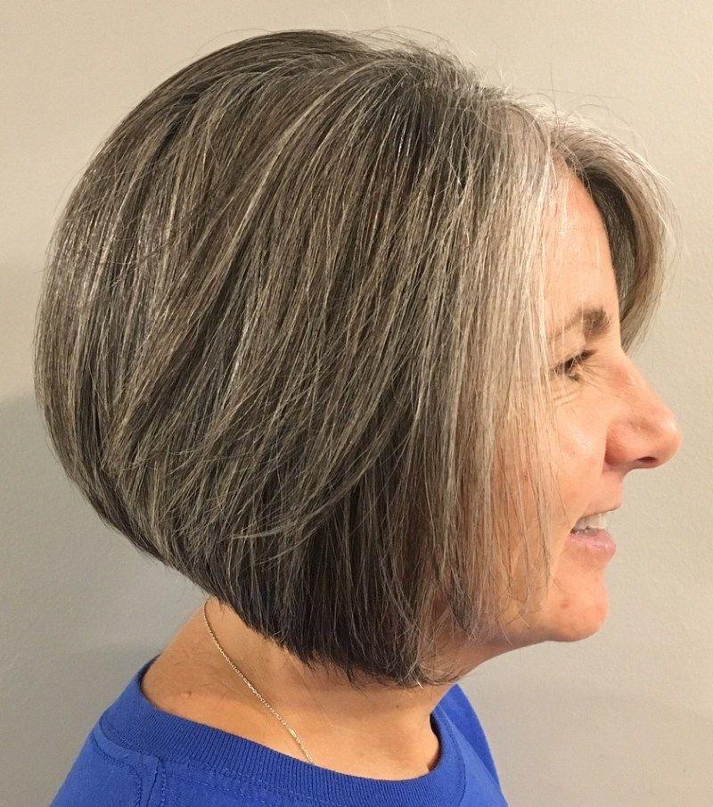 33++ Bob hairstyles for older women ideas in 2021