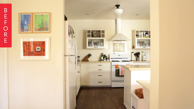 Milestone Makeovers Daniela's Happily Messy Kitchen