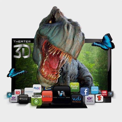 Vizio 3D television (With images) Vizio, 3d tvs, Hdtv
