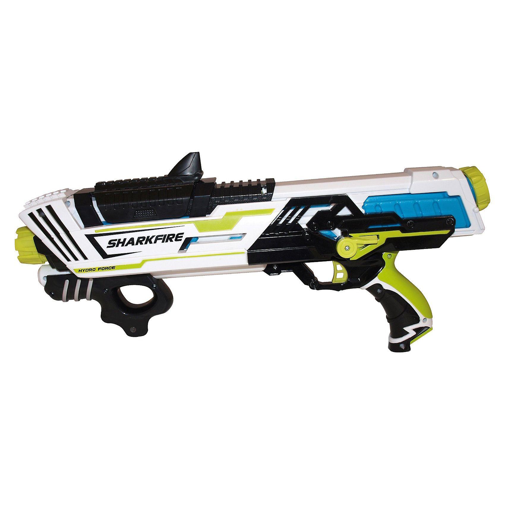 Hydro Force - Sharkfire von mytoys  http://www.meinspielzeug24.de/wasserpistolen/hydro-force-sharkfire-von-mytoys/   #Wasserpistolen