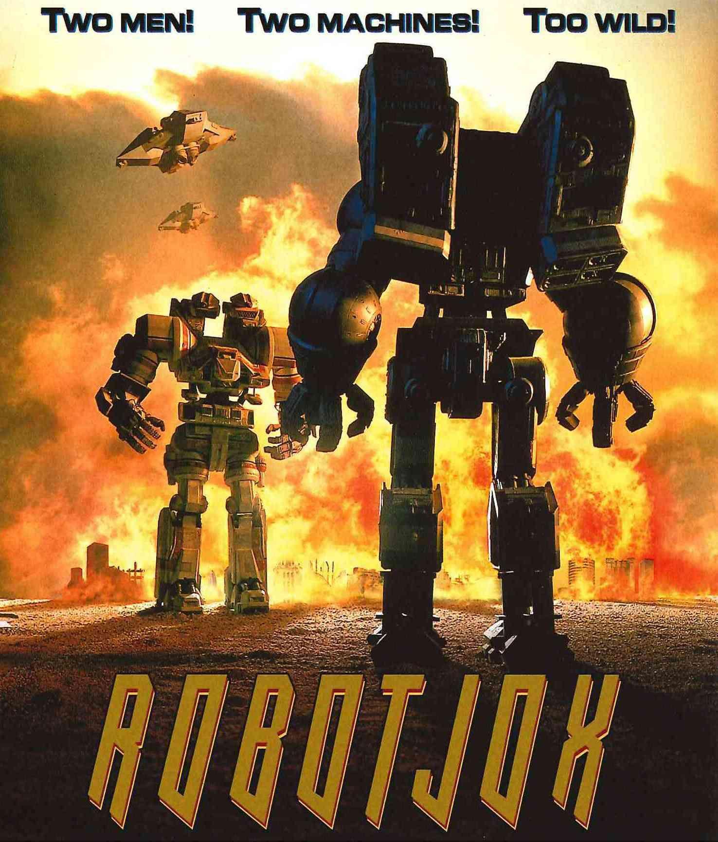 Robot Jox   Sci fi   Robot, Movies, Soundtrack