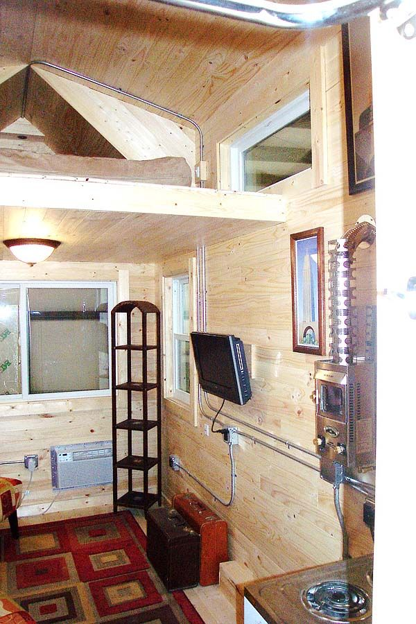 Superb Exposed Wiring Tiny House Inspiration Home House Tiny House Wiring Digital Resources Funapmognl
