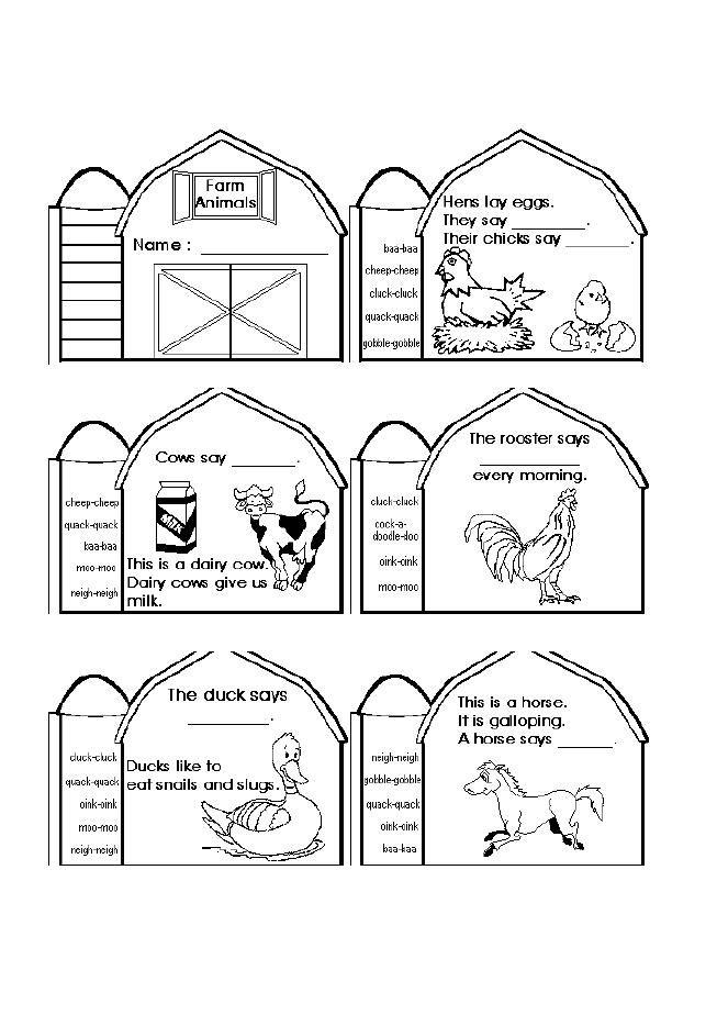 farm activity page