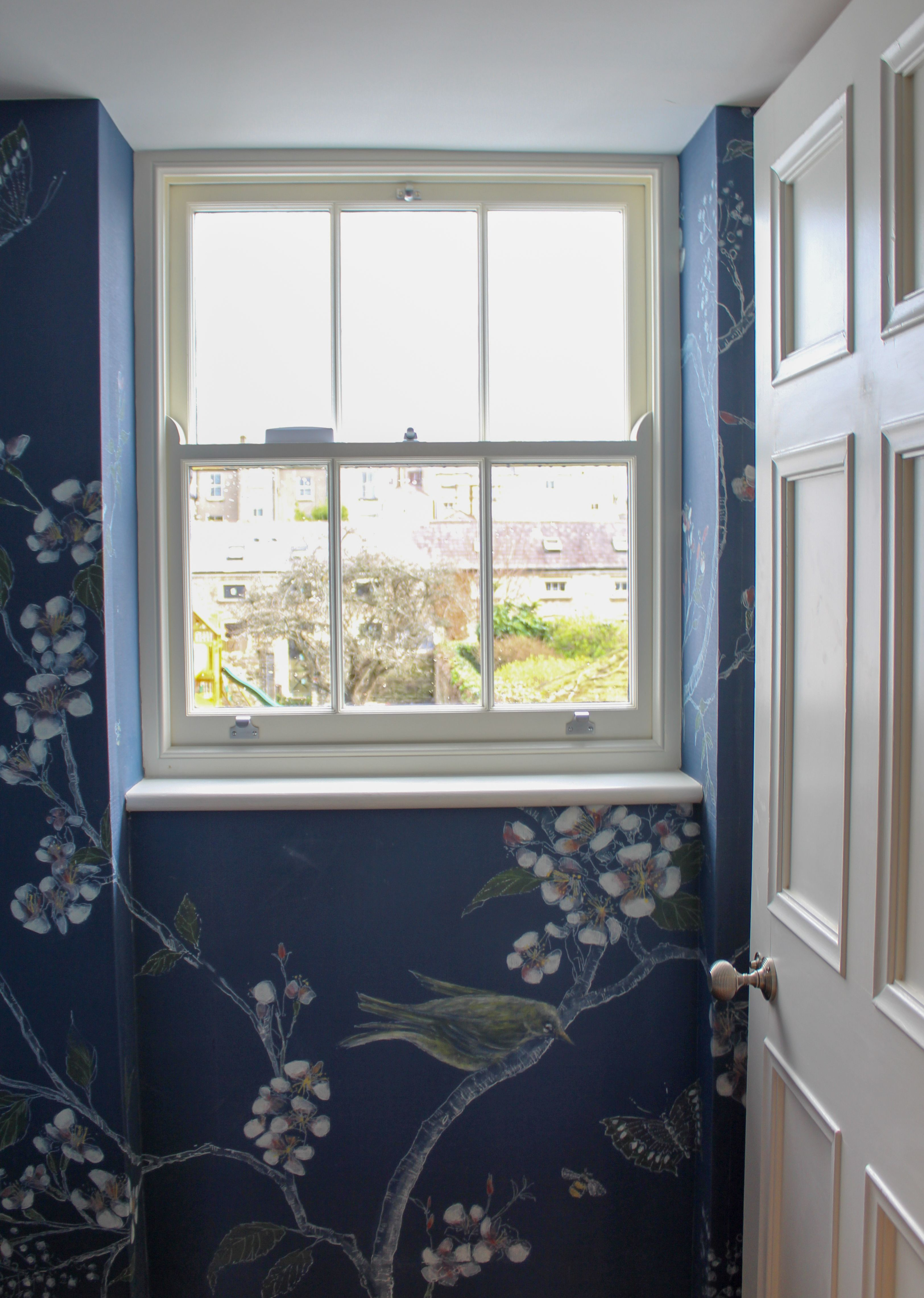 Small Sash Windows In This Beautifully