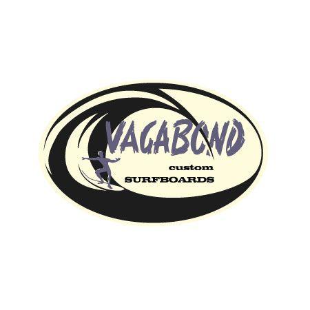 Vagabond custom surfboards 60 california
