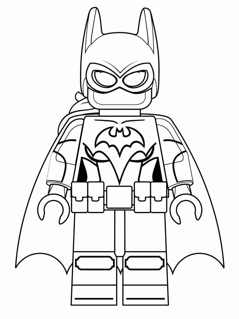 Dibujos Para Colorear De Lego Spiderman Para Colorear Batman