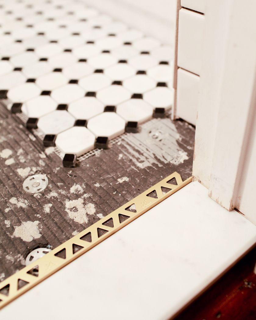 How To Retile A Bathroom For A Bright New Look Bathroom Flooring