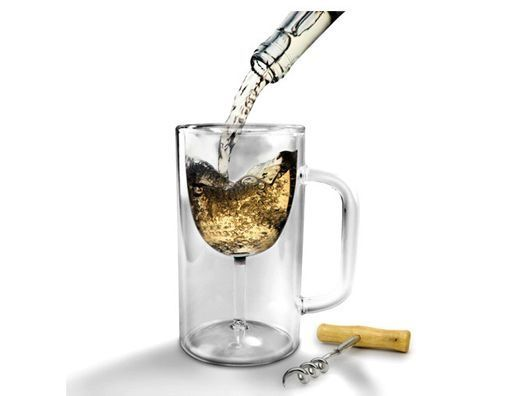 Winestein Glass - oh, this is a must have!
