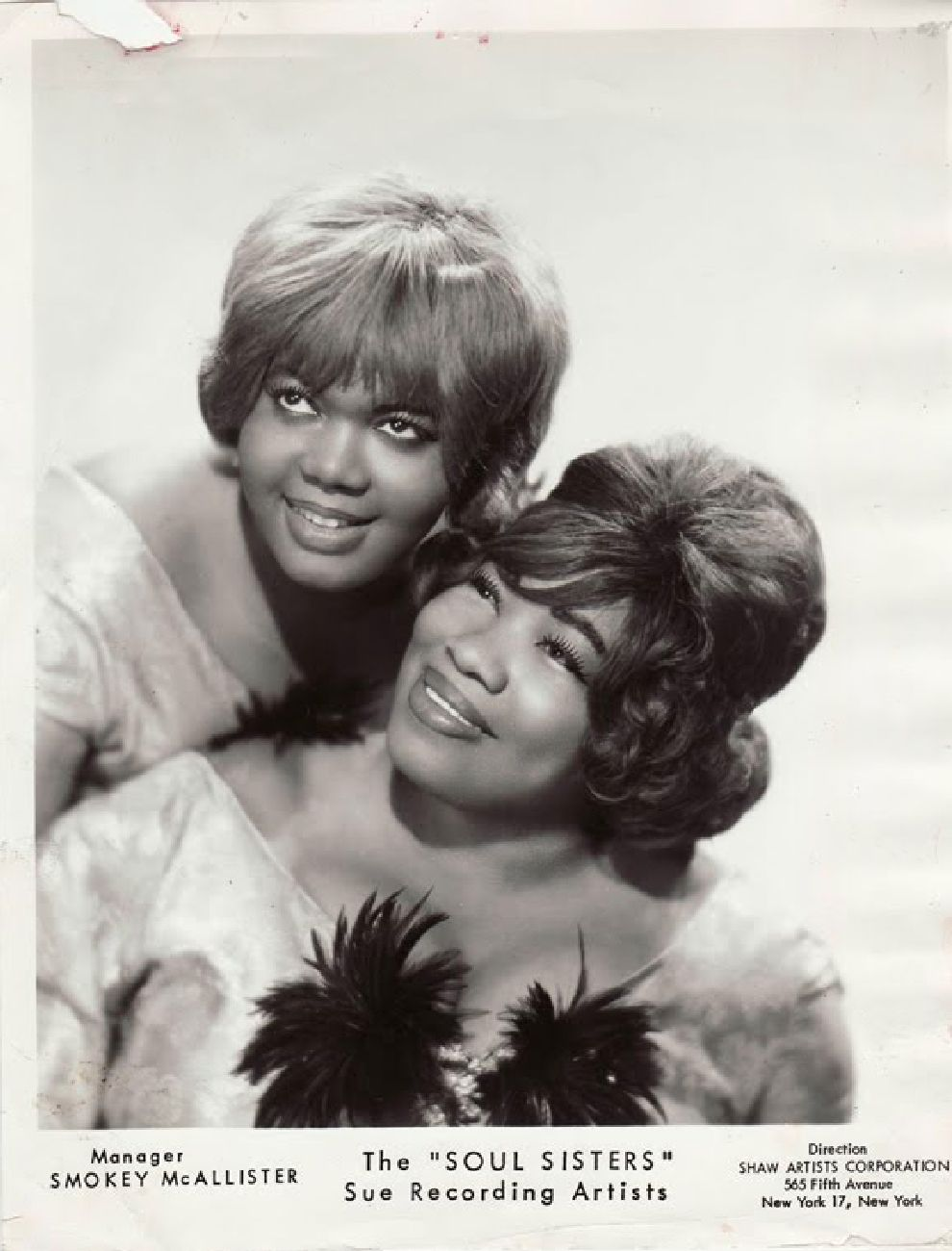 The Soul Sisters | 60's & 70's Soul and R&B Artists | Soul