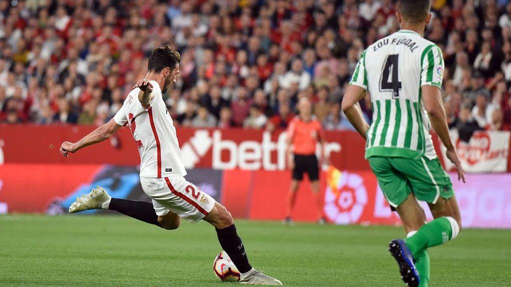 Sevilla Vs Real Betis En Vivo Y En Directo Online 11 06 2020 Partido De Futbol Premier League Real Madrid Atletico