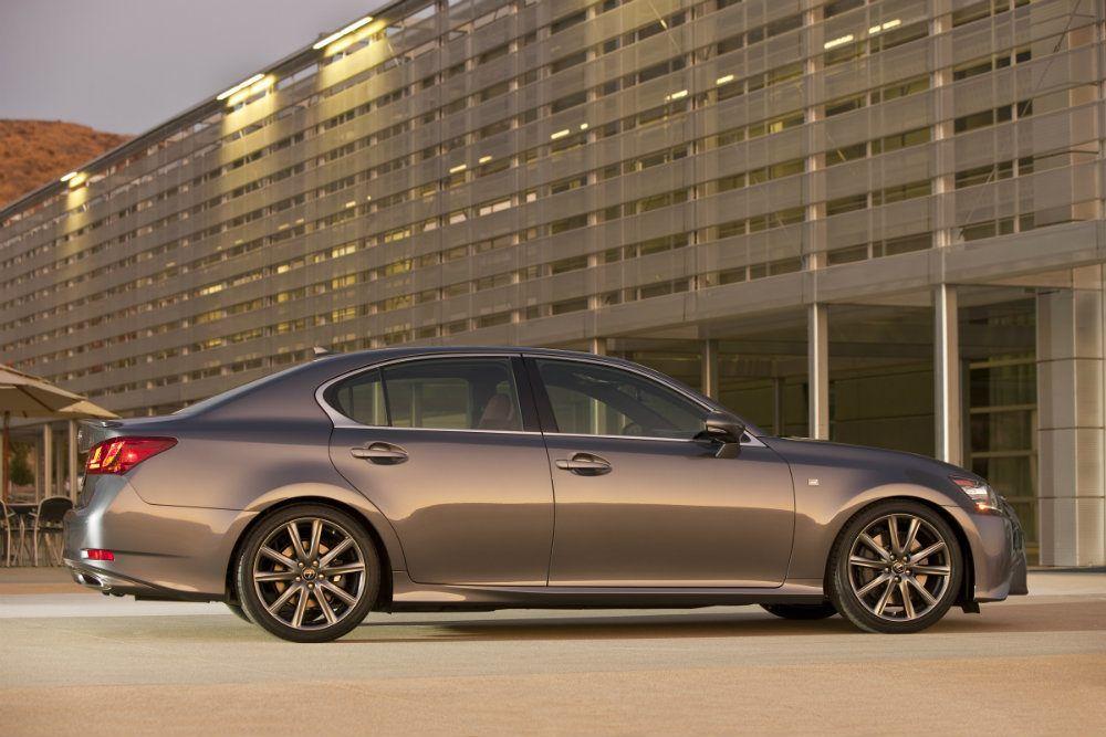 2017 Lexus GS 350 F Sport Review Car loans, Car finance