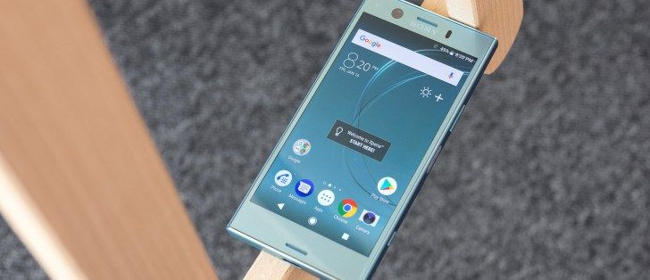Sony Xperia XZ1 Compact is now in stock in the UK, yours