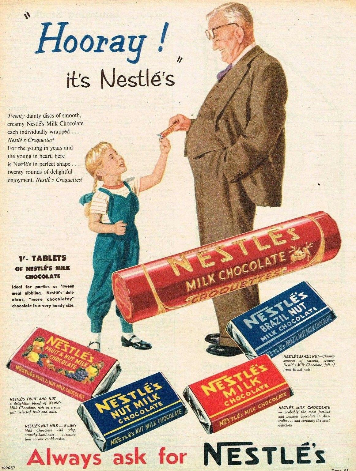Nestle 1957 Antiguidades