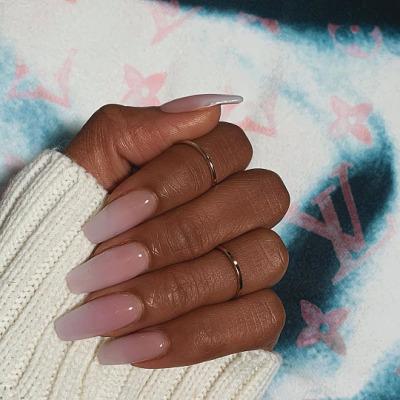 rosedrool in 2020  short acrylic nails cute nail colors
