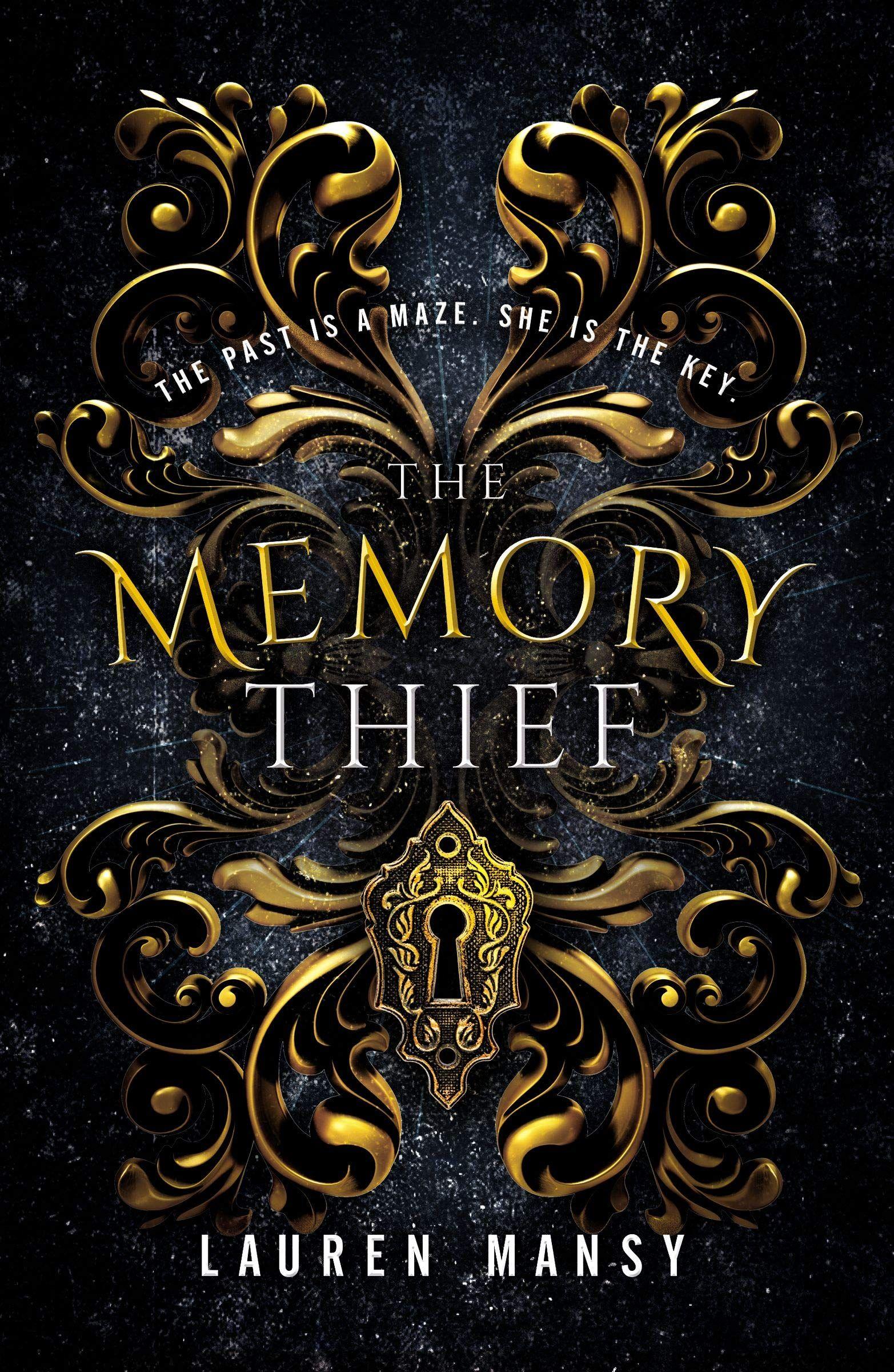 Pdf Download The Memory Thief By Lauren Mansy Ya Fantasy Books Fantasy Books Ya Books